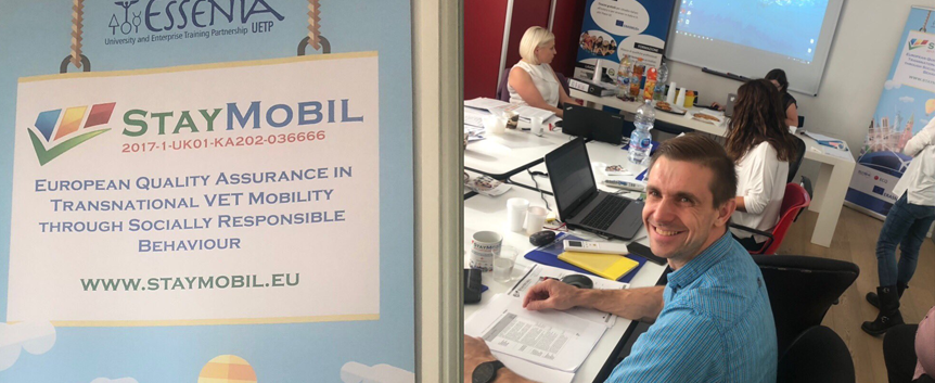Third Transnational Meeting in Italy - SatyMobil